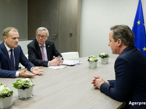 Liderii lumii folosesc cele mai sumbre cuvinte pentru a descrie ce urmeaza dupa iesirea Marii Britanii din UE. Presedintele CE:  Afara inseamna afara! Nu va exista niciun fel de negociere cu Londra