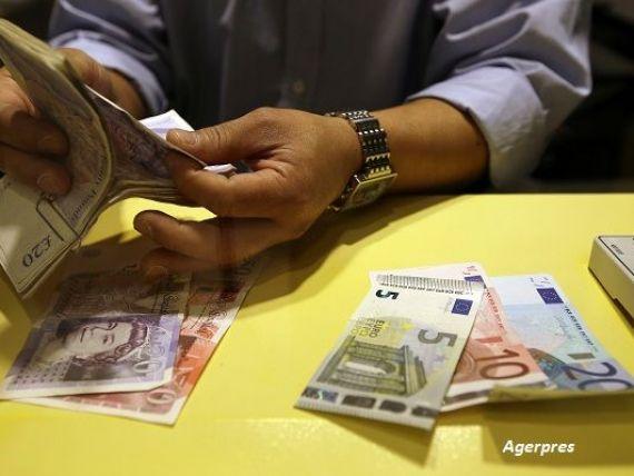 Lira sterlina are cea mai buna zi de dupa criza financiara din 2008. Moneda britanica s-a apreciat cu 2,5% fata de dolar, dupa discursul Theresei May