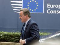 Prima confruntare a lui Cameron cu Bruxellesul, dupa votul pentru Brexit. Eurodeputatii cer o iesire rapida a Regatului din UE si anuleaza presedintia britanica a CE din 2017