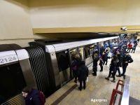 Angajații de la metrou amână greva generală, până după instalarea noului ministru al Transporturilor