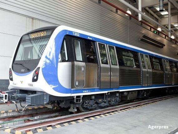 Angajatii care se ocupa cu mentenanta garniturilor de metrou ameninta cu declansarea grevei generale, care ar pune in pericol siguranta circulatiei