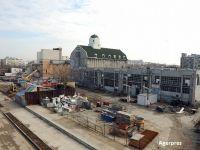 Fosta fabrica de bere Grivita, transformata in birouri si blocuri de locuinte. Terenul, cumparat de o companie din Lituania