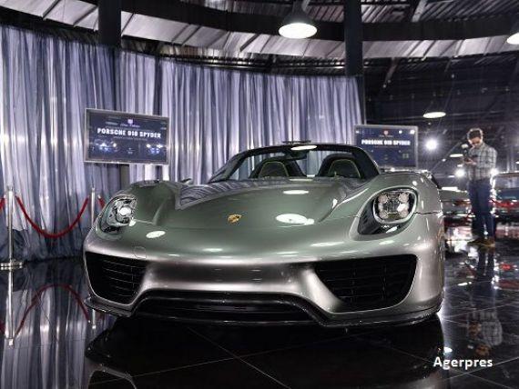 Profitul Porsche s-a prabusit cu 40%, in urma scandalulul emisiilor poluante de la VW