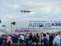 Airbus se vinde mai bine. Gigantul european si-a devansat rivalul Boeing la Salonul de la Farnborough, cu vanzari de 35 mld. dolari