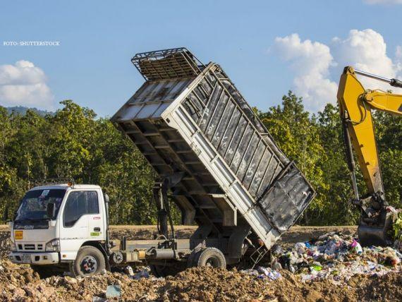 Ministrul Mediului: Sute de tone de deseuri ilegale au fost descoperite la granita. Ce s-a intamplat cand inspectorii au deschis camioanele