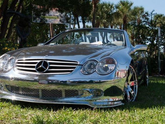 Cele mai vandute masini premium din Romania, in 2017. Mercedes-Benz GLC, liderul pietei de lux