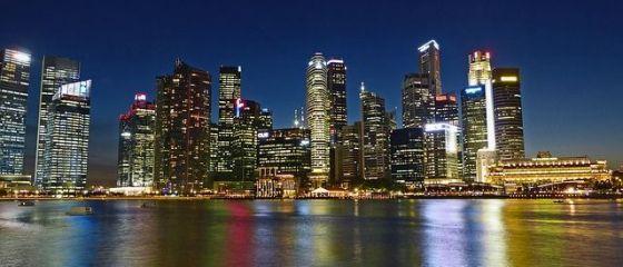 Forest City, orasul faraonic de langa Singapore, care va fi gata in 2035 si ar urma sa creeze 62.000 de locuri de munca. ONG-urile avertizeaza ca va produce o catastrofa