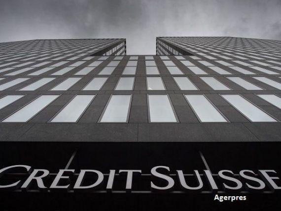 Gigantii bancari incep sa se prabuseasca. Credit Suisse si Deutsche Bank, scoase de pe lista indicelui bursier STOXX Europe 50, dupa declinul masiv al actiunilor