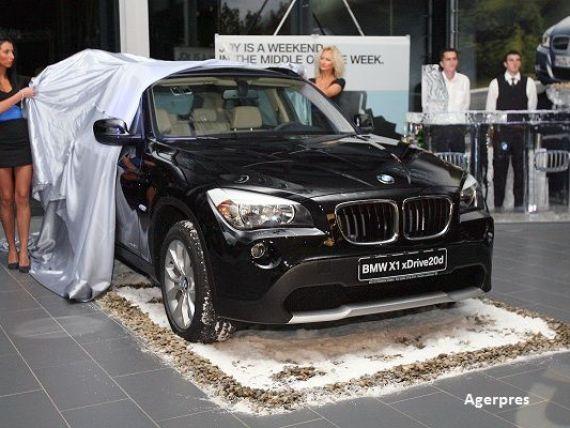 SUV-ul compact X1 si masinile electrice au generat profit in crestere cu 8% pentru BMW