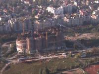 Primaria Capitalei da 15 milioane de lei pentru lucrarile la Catedrala Neamului