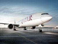 Qatar Airways dubleaza zborurile pe ruta Bucuresti-Doha, din august