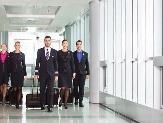 Wizz Air recruteaza insotitori de zbor la Bucuresti