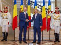 Romania vrea sa infiinteze un fond de garantare pentru investitii la Chisinau. Ciolos: Companii energetice si o banca, interesate sa investeasca in Rep.Moldova