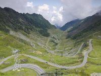 Sectorul de drum de pe Transfăgărăşan, între Piscu Negru şi Bâlea Cascadă, se închide din 4 noiembrie