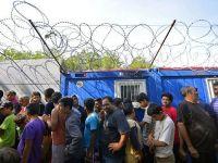 Ungaria construieste al doilea gard la frontiera cu Serbia, pentru a impiedica intrarea imigrantilor