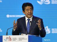 Premierul japonez bagă o parte din țară, inclusiv Tokyo și Osaka, în stare de urgență. A treia economie mondială, stimulată cu 1 trilion de dolari