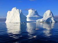 Recorduri de caldura si de topire a ghetii in Groenlanda, in acest an