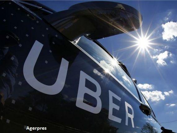 Uber reduce tarifele, in perioada 19-30 septembrie, pentru a impulsiona bucurestenii sa-si lase masinile personale acasa