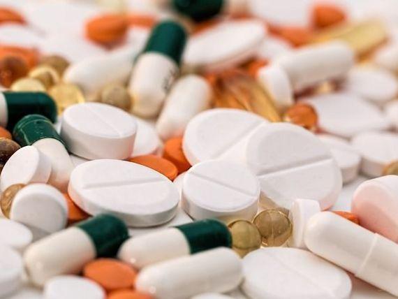 Romanii au cumparat medicamente in valoare de 3,3 mld. lei, suma in crestere cu 16% fata de anul trecut