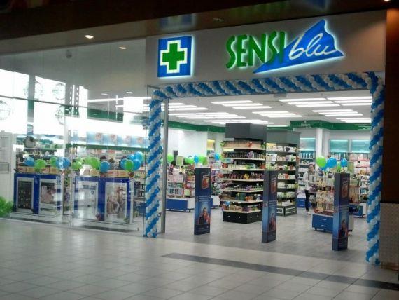 Concurenta autorizeaza preluarea farmaciilor Poliano de catre Sensiblu