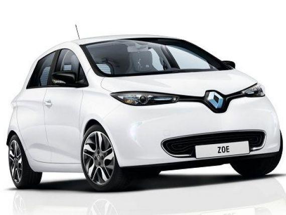 Vânzările de mașini electrice au crescut în România, în plină pandemie. Renault, lider de piaţă cu modelul Zoe