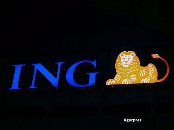 Grupul olandez ING concediaza 7.000 de angajati si investeste masiv in digital, pentru economii de 900 mil. euro anual