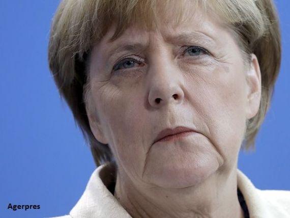 Angela Merkel ridica tonul in privinta Brexitului:  Accesul deplin la piata unica a UE este legat de acceptarea deplina a liberei circulatii