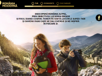 Toamna aceasta, Ciuc Radler si StirileProTV.ro ne incurajeaza sa descoperim Romania Moderna