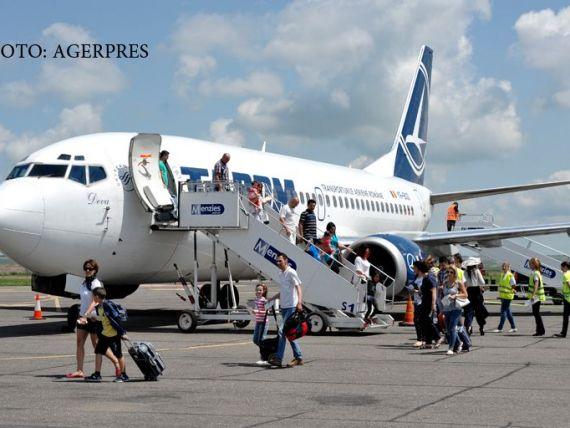 Controale si supracontroale la avioanele TAROM, dupa incidentele de saptamana trecuta. Ministrul a dezvaluit ca unul dintre ele a fost  major