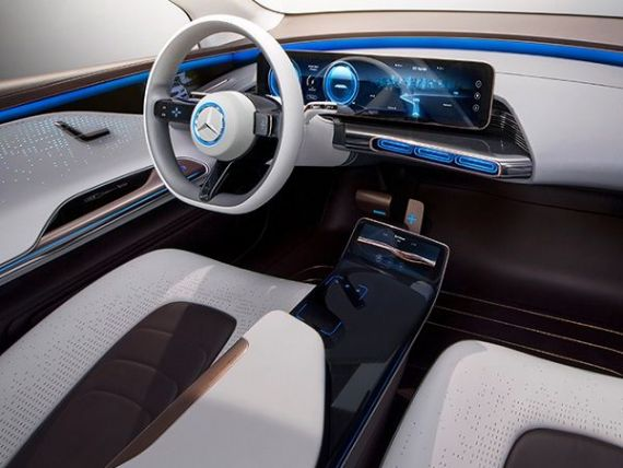 Mercedes-Benz vrea sa produca peste zece modele electrice in 2025. Primul ndash; EQ, va fi gata pana in 2020