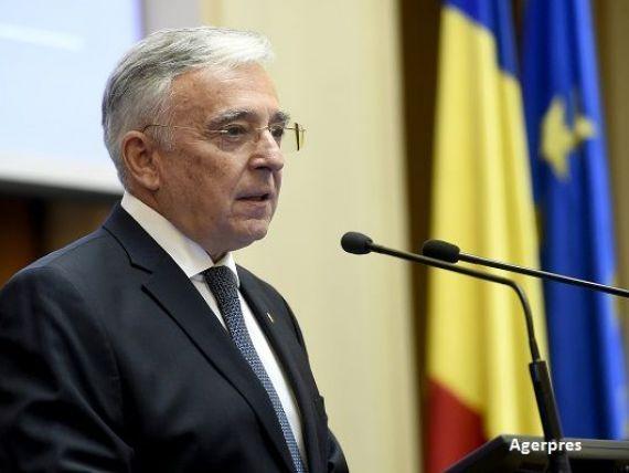 Isarescu:  Cresterea economica din Romania a creat locuri de munca in alte tari. Dezechilibrele apar usor, iar corectia acestora este dureroasa
