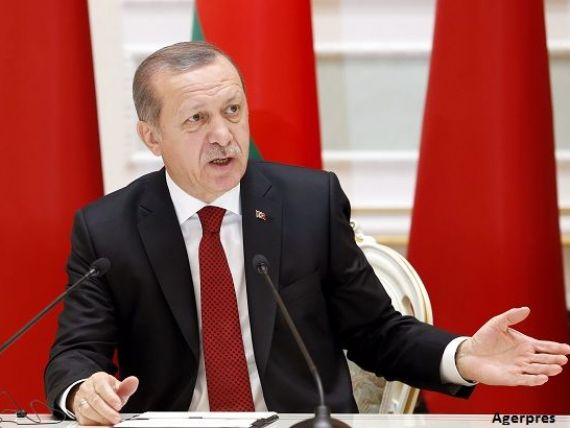 Lira turcească se prăbușește la cel mai mic nivel din istorie, după ce președintele Erdogan a declarat că vrea un control mai mare asupra economiei