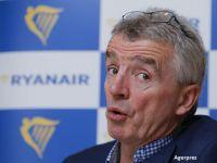 Luptă acerbă între piloții de la Ryanair și managementul companiei. Michael O'Leary ameninţă că va muta locurile de muncă în Polonia