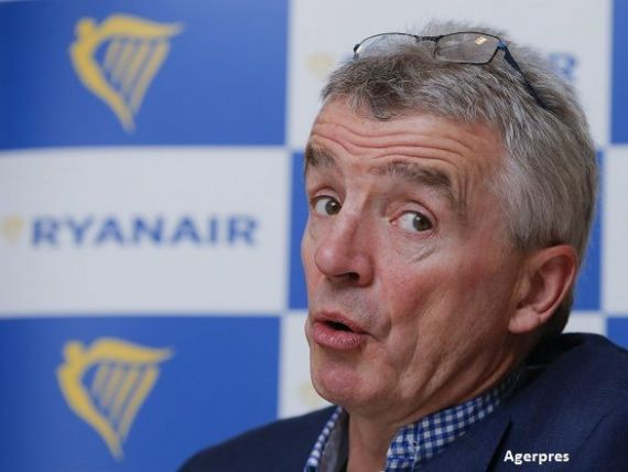 Turbulențe la vârful Ryanair. Directorul general Michael O rsquo;Leary nu se mai înțelege cu piloții, care îi cer demisia și amenință cu greva de Paști