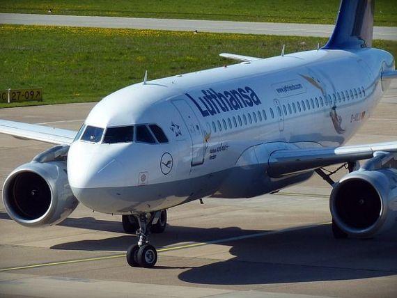 O noua greva la Lufthansa anuleaza 1.700 de zboruri, marti si miercuri. Instanta respinge cererea companiei de a declara protestul pilotilor ilegal
