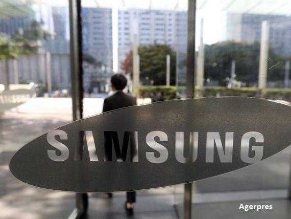 Samsung anunţă un profit operaţional record după ce sancţiunile americane au afectat masiv Huawei