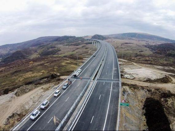 Autostrada Sibiu-Pitesti, declarata de maxima prioritate. Ministrul Transporturilor:  Un lucru odata inceput nu mai poate fi oprit
