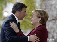 Tragedia greaca se repeta la Roma. Referendumul care ar putea darama sistemul bancar fragil al Italiei. Germania, pregatita pentru o noua criza financiara in UE