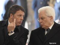 Matteo Renzi isi amana demisia, la cererea presedintelui. Seful Eurogroup: Instabilitatea politica din Italia nu reprezinta inceputul unei noi crize in zona euro