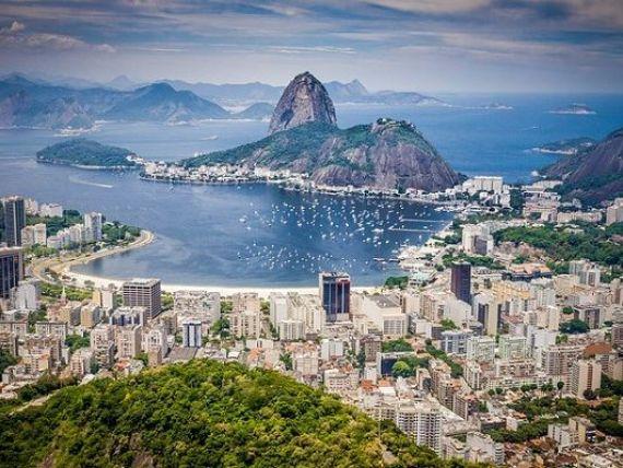 Rio de Janeiro, primul peisaj urban introdus pe lista Patrimoniului Mondial UNESCO. Orasul brazilian, renumit pentru parcuri, plaje si vegetatia luxurianta