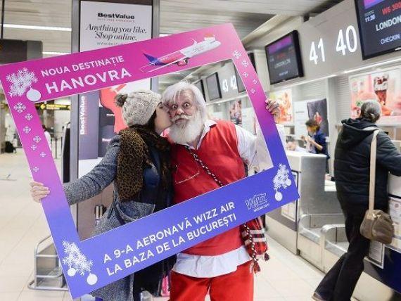 Wizz Air isi extinde flota de la Bucuresti cu a noua aeronava si anunta inca 2 destinatii spre Europa