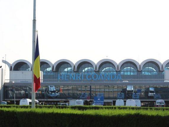 Henri Coanda  si  Aurel Vlaicu , in top 5 european al aeroporturilor cu cea mai mare crestere a traficului aerian in primul trimestru 2017
