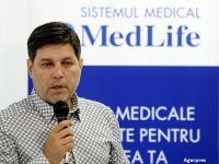 MedLife a fost, miercuri, cea mai tranzactionata companie de pe bursa de la Bucuresti, in prima zi de listare