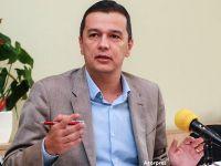 Cine este Sorin Grindeanu, a doua propunere a PSD pentru postul de premier. A fost ministru al Comunicatiilor in Cabinetul Ponta