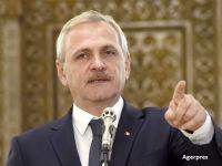 """Liviu Dragnea acuză Reprezentanța CE la București că transmite informații false la Bruxelles, în special pe legile justiției: """"Minciună dusă picătură cu picătură"""""""