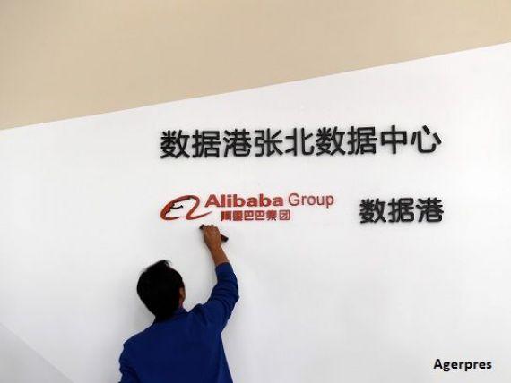 Cea mai valoroasă listare din acest an. Acțiunile gigantului Alibaba, rivalul de temut al Amazon, au debutat pe bursa de la Hong Kong