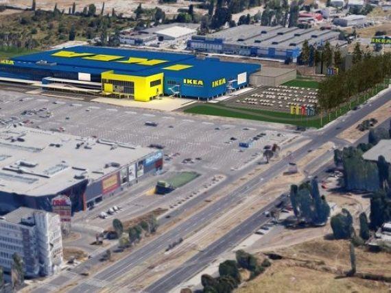 IKEA a obtinut PUZ-ul pentru al doilea magazin din Bucuresti si promite sa ajunga la un total de 9 unitati, dupa investitii de jumatate de miliard de euro
