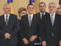 Ce presupune proiectul de gratiere care va elibera mii de detinuti. Tariceanu, Voiculescu, Iliescu si Dragnea, printre beneficiari