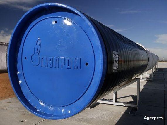 Gazprom promite Kievului livrări cu un discount de 25% , pentru ca Ucraina să permită tranzitul gazelor rusești către UE
