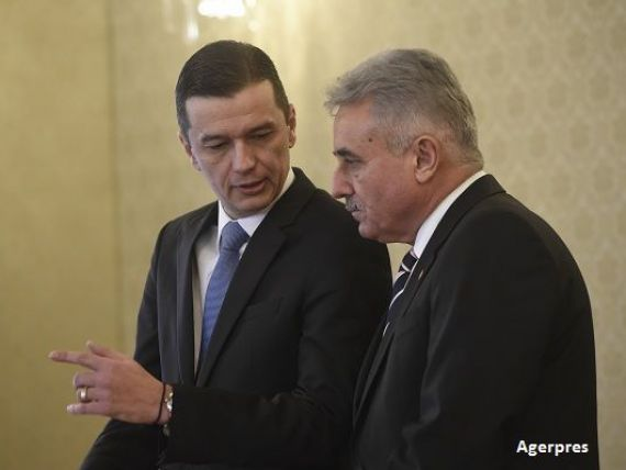 Ministrul Finantelor, criticat dur de Dragnea si Grindeanu pentru forma actuala a proiectului de buget. A fost invocata inclusiv remanierea
